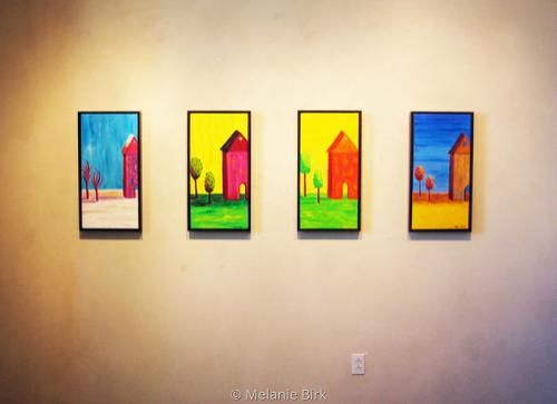"""""""Worlds Away"""" exhibit"""