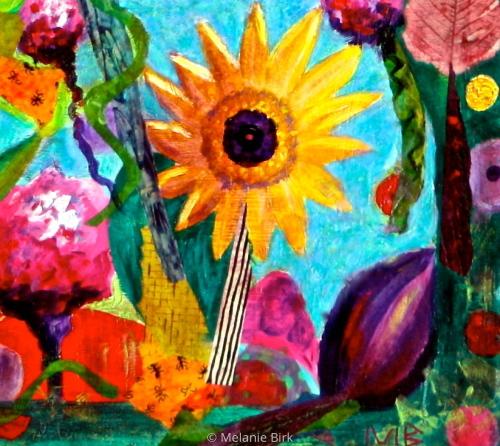 Detail, Keep Blooming