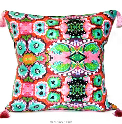 San Miguel pillow