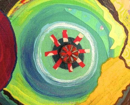 Petals & Pinwheels detail