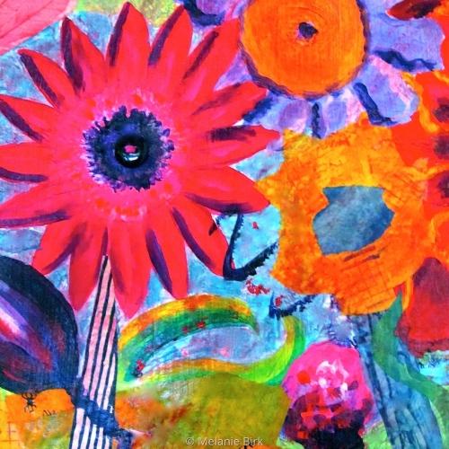 Keep Blooming detail