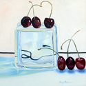 Cherries and Brick (thumbnail)