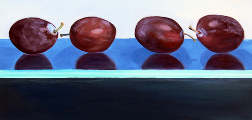 Plums Resting (thumbnail)
