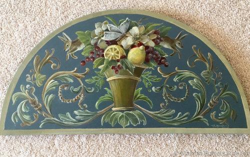Decorative Fall Panel