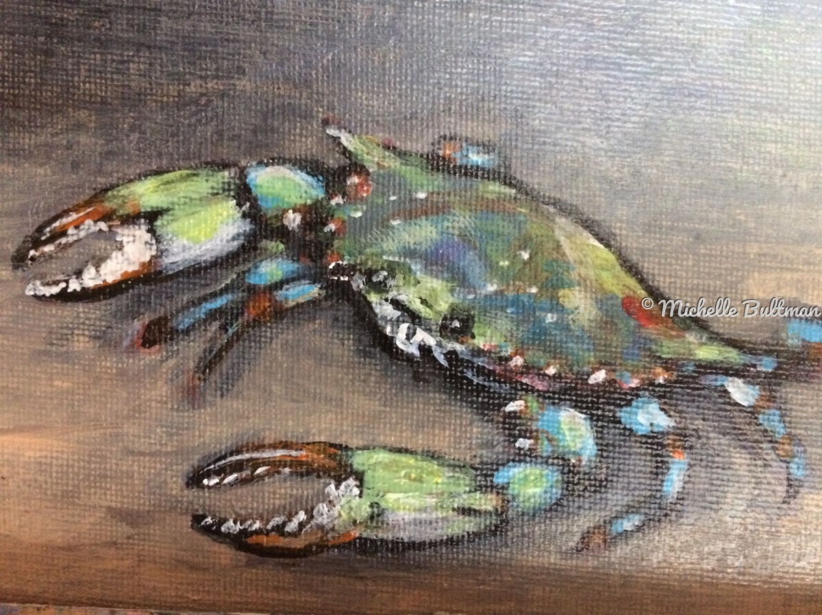 Crabby Crab (large view)