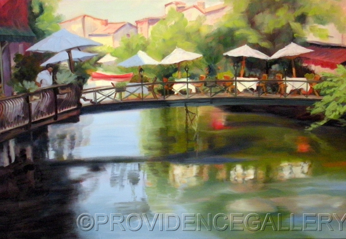 On the Sorgue River (large view)