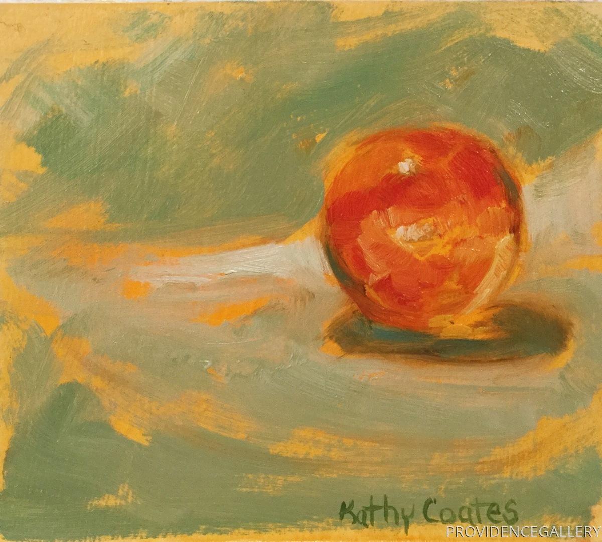 Transparent Ball, Orange (large view)