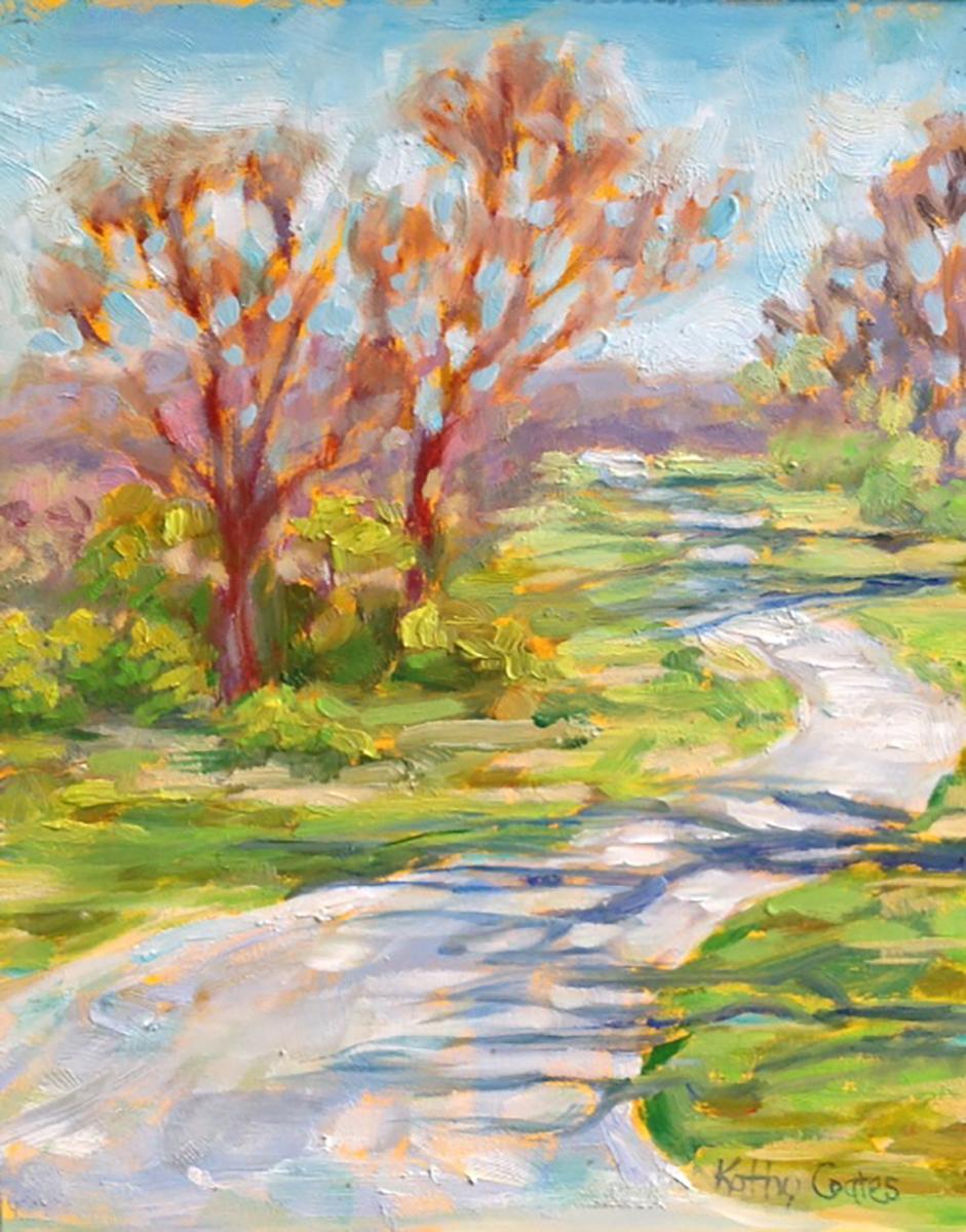 Greenway Study II (large view)