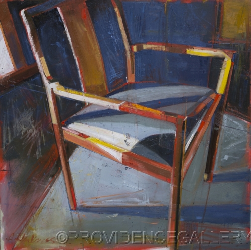 Another Angle, Chair Series by PROVIDENCE GALLERY