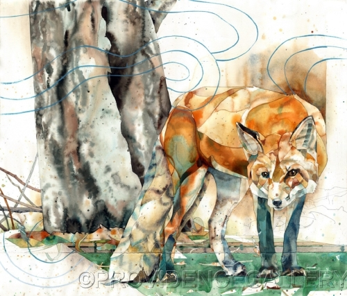 Fox #5, Vapors by PROVIDENCE GALLERY