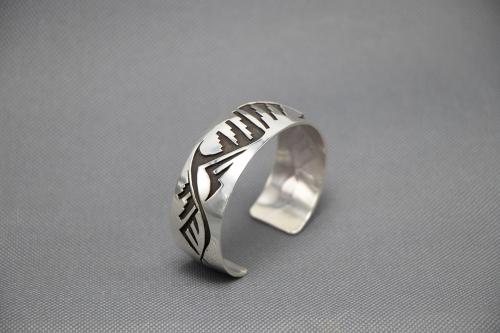 tribal bracelet by Mark Calladitto