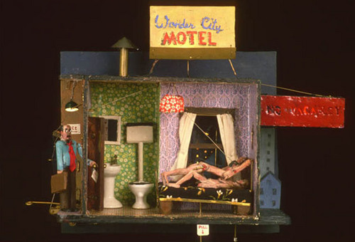 Wondercity Motel (detail) (large view)