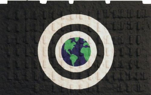 Target of Man's Destruction