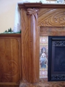 Art Nouveau Surround ( Side Upright Detail) (thumbnail)