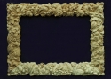 Hand Carved Mirror Frame (thumbnail)
