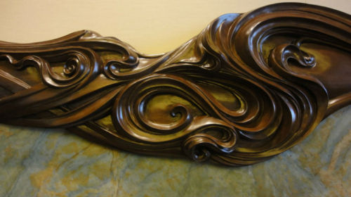 Central Mantel Detail (thumbnail)