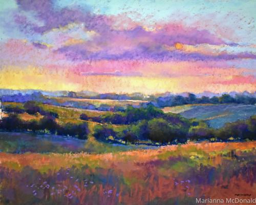 Sunset Purple1