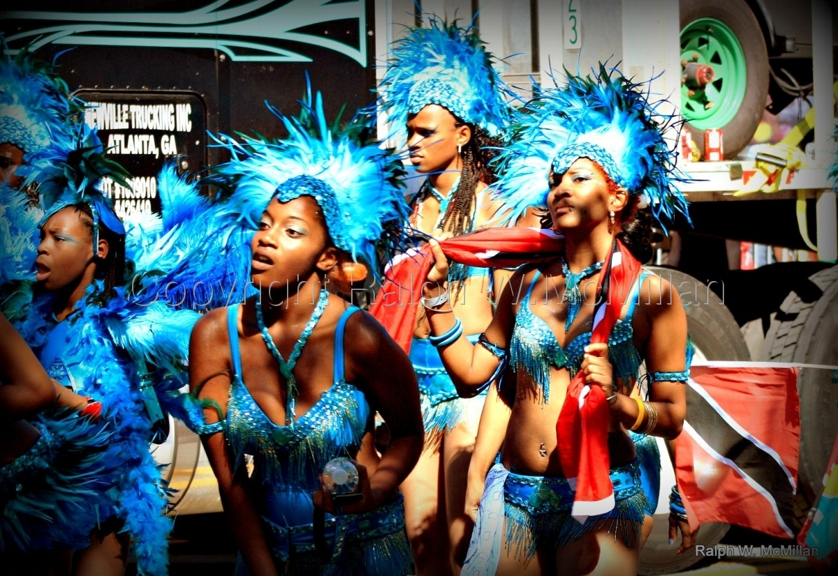 Carnival In Brooklyn, NYC (large view)