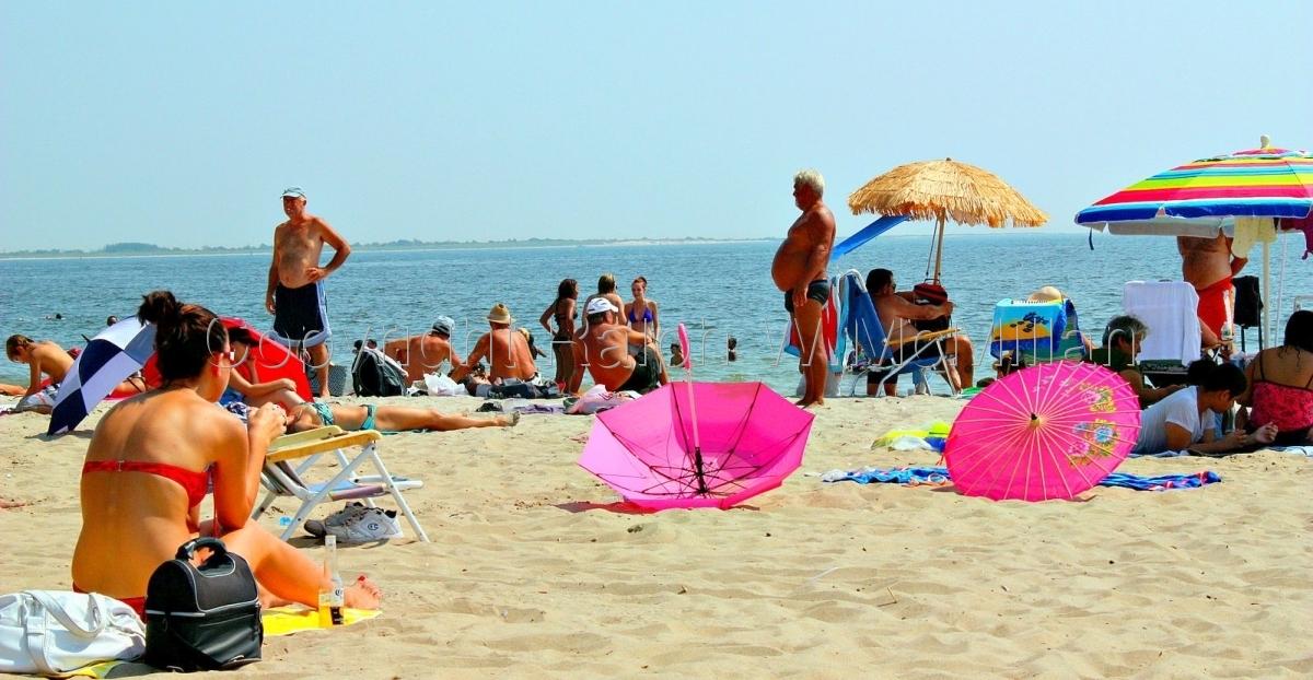 Corney Island Beach, in Brooklyn N.Y. (large view)