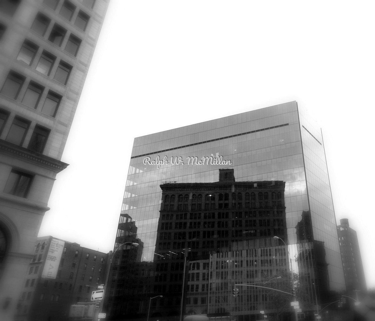 Astor Place, in N.Y.C. (large view)