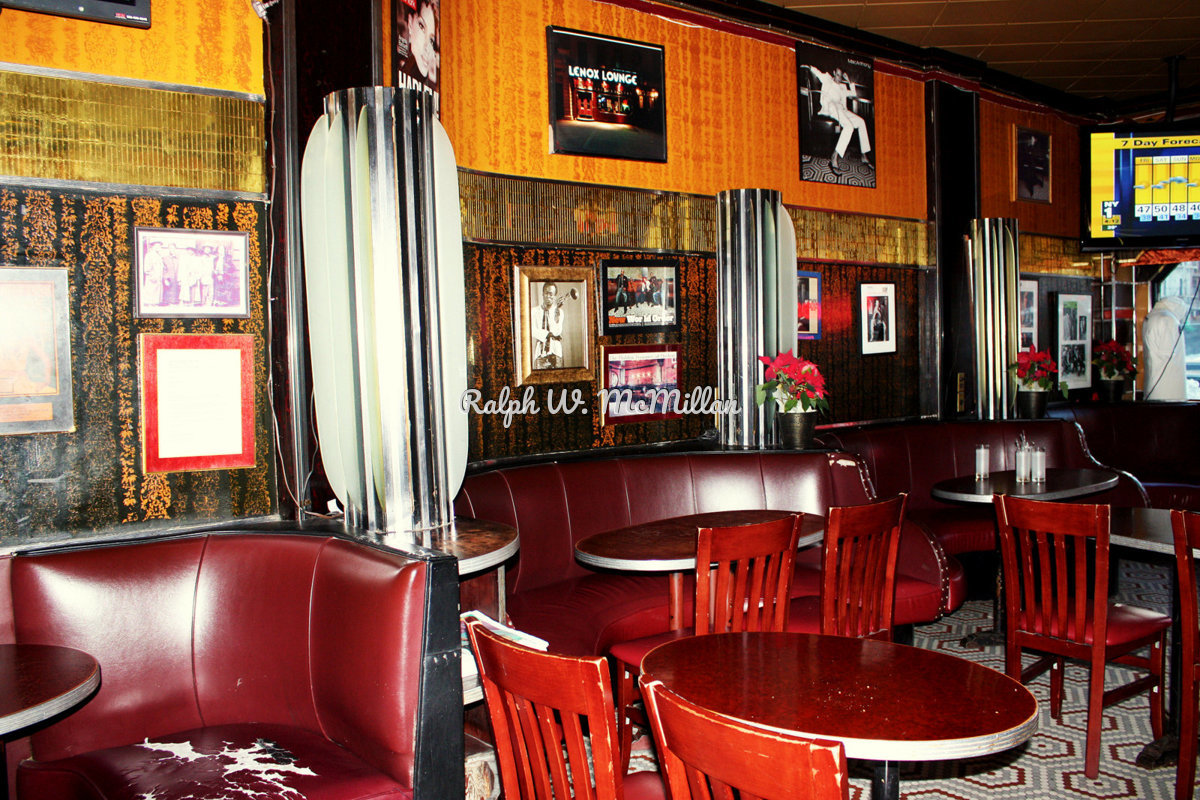 In Side Lenox Lounge,  Harlem USA  (large view)