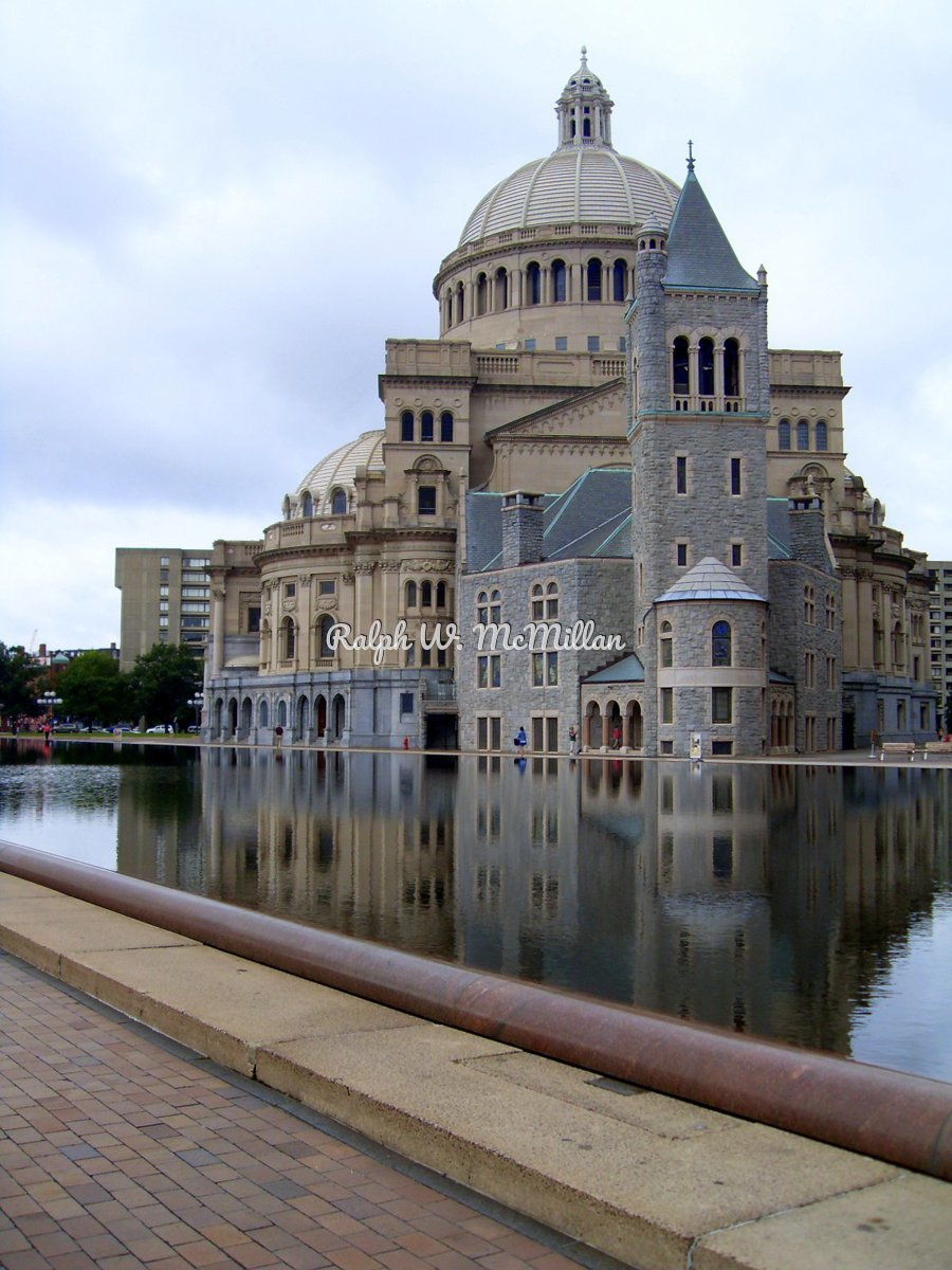 Christian Science Plaza, Boston (large view)