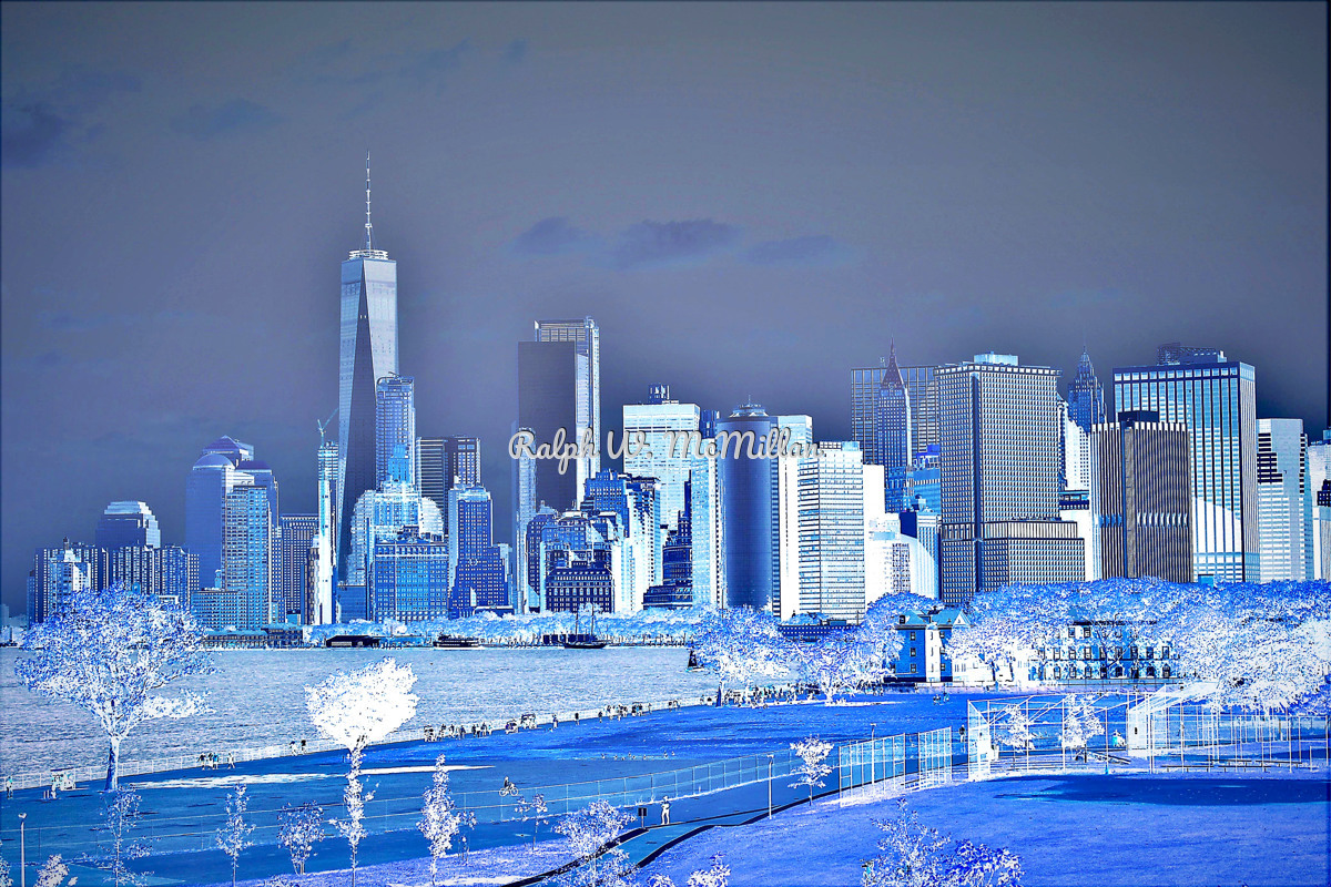 Manhattan, New York City (large view)