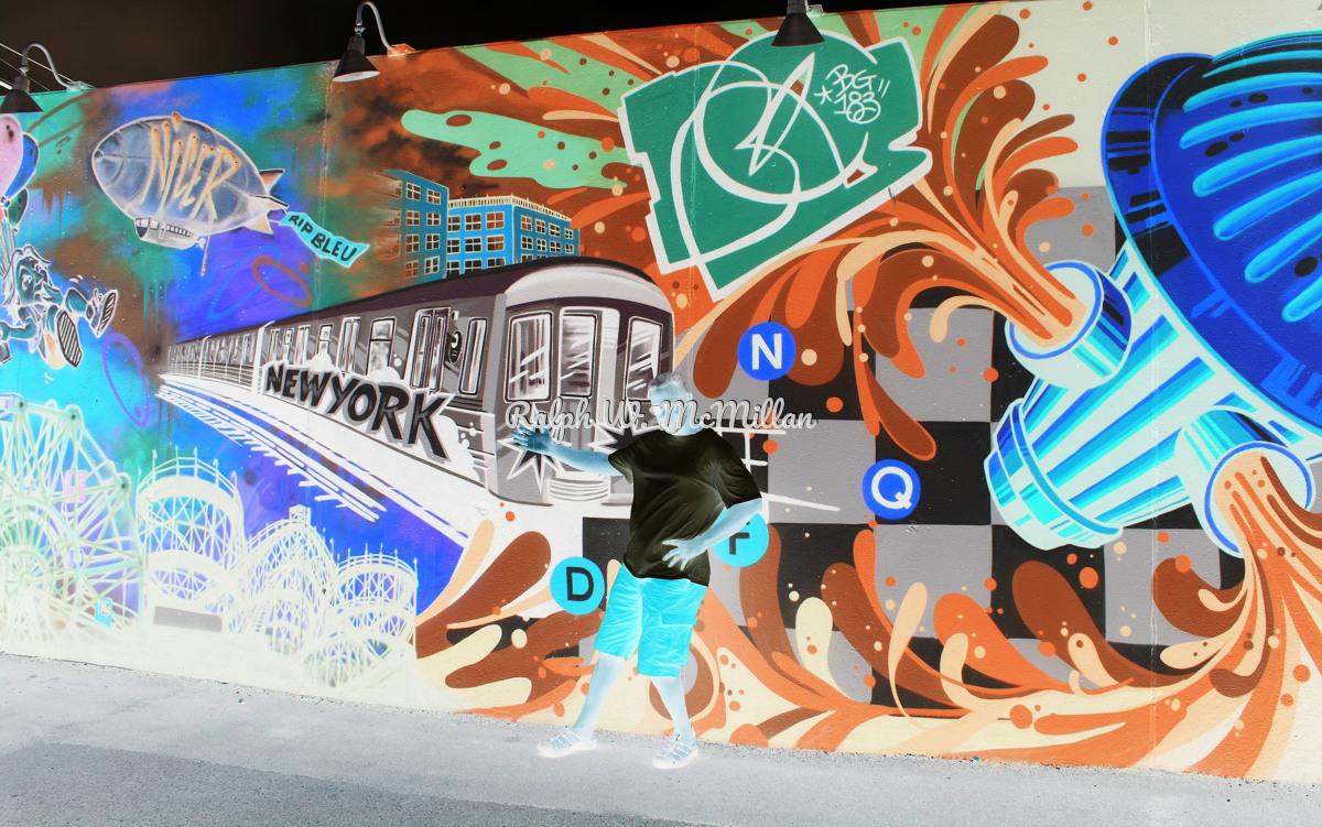 Coney Island, Brooklyn N.Y. # 2 (large view)