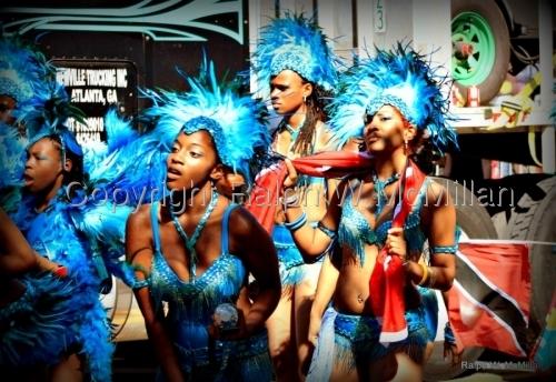 Carnival In Brooklyn, NYC