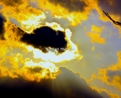 Out Of The Clouds by Ralph W. McMillan