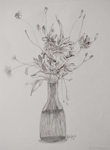 petals of memories
