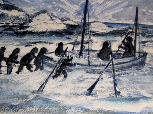 Shackleton's Way - By endurance we conquer by Michael Cox FRSA