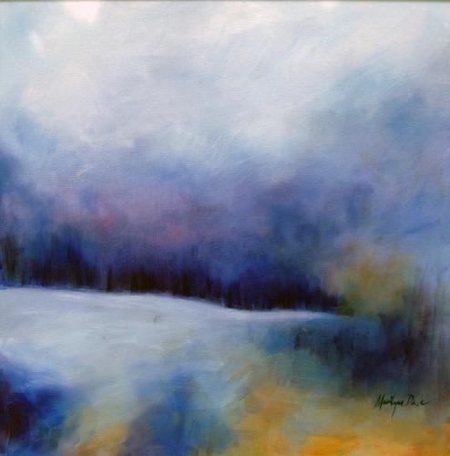 Winter Mist by MARILYN DALE