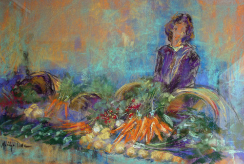 Farmers Market by MARILYN DALE