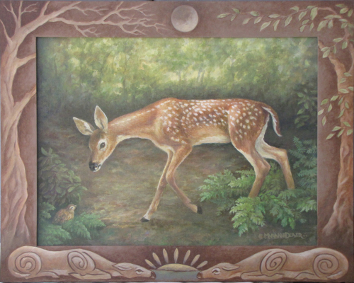 Fawn (IbW) by Marianne Deaver