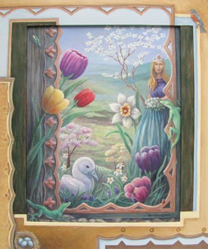 Spring Fantasy by Marianne Deaver
