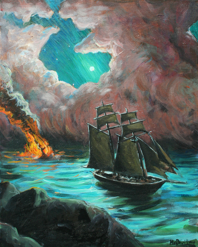 The Sinking of the Bafflethwaite
