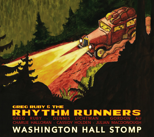 Greg Ruby & the Rhythm Runners