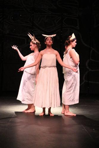 Triple Goddess Headdresses