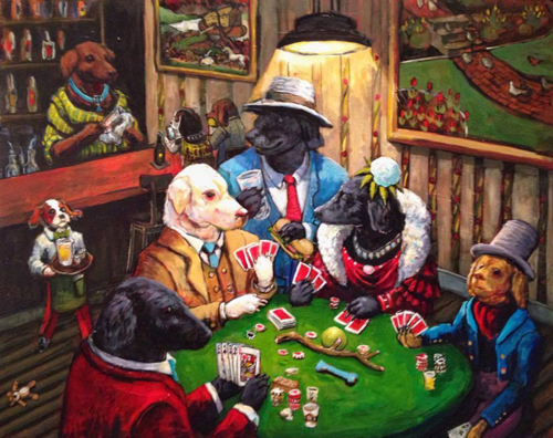 Poker Night at the Ark