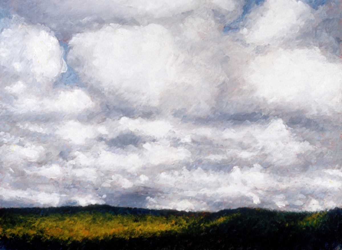 Clouds over Upstate New York (Cat. No. 203) (large view)