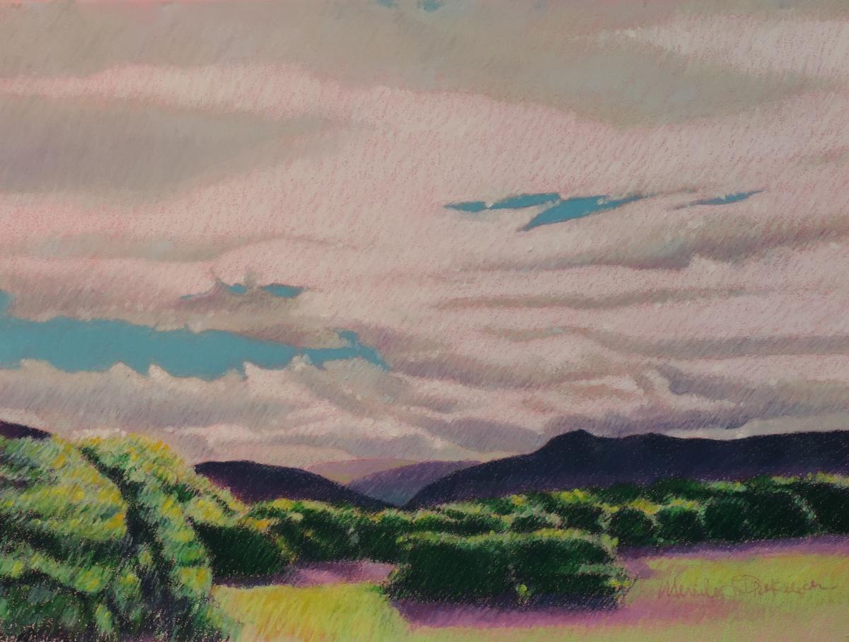 Countryside around Killarney, #2 (Cat. No. 556) (large view)