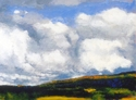 Clouds, Upstate New York (Cat. No. 205) (thumbnail)