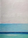 Ocean & Sky (with glitter), #1 (Cat. No. 461) (thumbnail)
