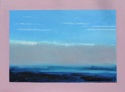 Sky and Ocean at Ring of Kerry, Ireland, #2 (Cat. No. 488) (thumbnail)