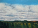 Clouds, Upstate New York (Cat. No. 502) (thumbnail)