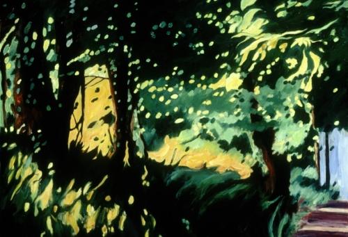 Landscape at Le Don (Cat. No. 227)