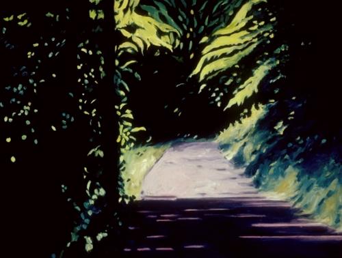 Path at top of Le Don (Cat. No. 307)