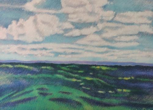 Landscape at Le Fel (Cat. No. 521)
