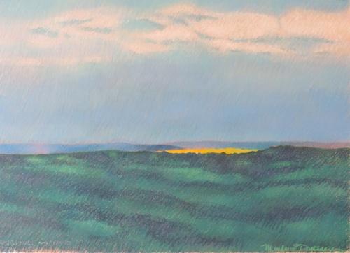Landscape at Le Fel (Cat. No. 522)